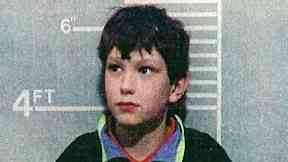 Jon Venables served eight years along with Robert Thompson for the 1993 killing of James Bulger.