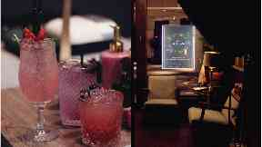 The world's first Gin Spa at Virgina Court, Merchant City, Glasgow