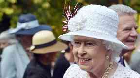 In the documentary, the Queen also talks about the quirks of being head of state.