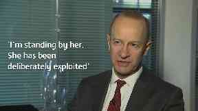 Ukip leader Henry Bolton said Jo Marney was also a 'victim' of the racism furore.