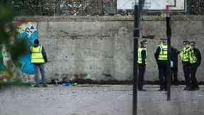 Aberdeen: Boy taken to hospital. St Joseph's School