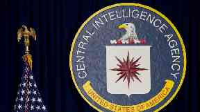An ex-CIA Mr Lee was found in possession of notebooks that contained the real names of undercover agents.