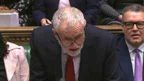 Labour leader Jeremy Corbyn said the frailties of Carillion were 'well known'.