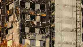 The Grenfell Tower fire killed 71 people.