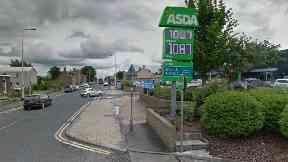 Tranent: Girl taken to hospital. Haddington Road