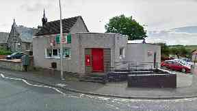 Kinglassie Post Office in Fife