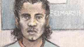 Ahmed Hassan Mohammed Ali has denied responsibility for the Parsons Green terror attack.