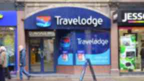 Premises Photograph for Travelodge (EH2 4RG)