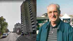 John Sharp Snr: Man due in court. Greenock Ann Street