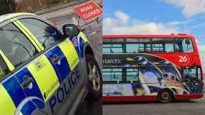 Edinburgh: Suffered serious head injuries. Lansdowne Crescent