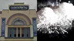 O2 Academy: Fell ill during Steve Aoki gig. Glasgow