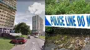 Broomhill Lane: Man, 19, also injured in attack. Glasgow