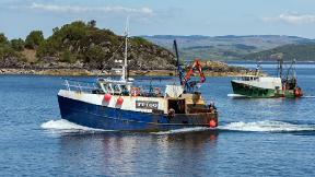 Nancy Glen fishing boat