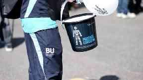 Prostate Cancer UK fundraiser