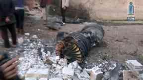 Russia jet crash