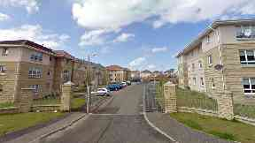 Millhall Court, Airdrie