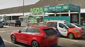 Asda: Man taken to hospital. Aberdeen Jesmond Drive