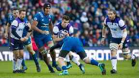 Scotland-France rugby