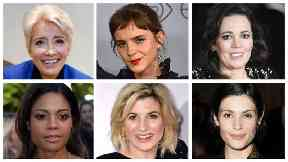 Actresses who have signed the letter