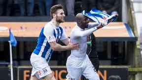 Stephen O'Donnell and Youssouf Mulumbu
