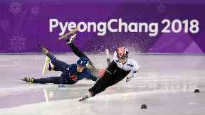 Elise Christie, Winter Olympics 2018