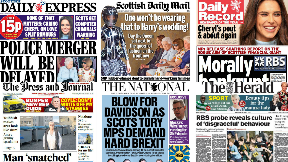 #Scotpapers: Tory MPs demand hard Brexit.
