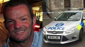 Paul McColl: He is in a serious condition. Cambuslang Rangers