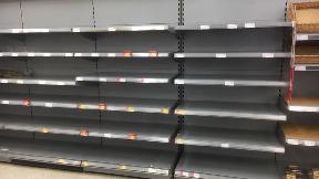 Blog Baillieston shop shelves 1/3/18