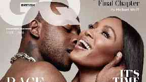 Campbell said women of colour are too rarely represented in beauty adverts.