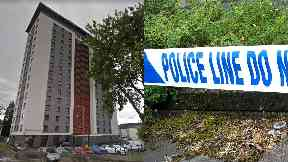Paisley: Man was pronounced dead. Williamsburgh Court