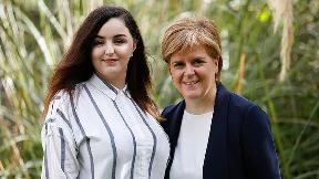 Nicola Sturgeon and Charlotte Liddell #1