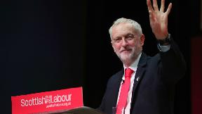 Jeremy Corbyn Scottish Labour conference 2018