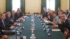 Sturgeon May Brexit talks Downing Street March 2018