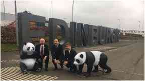 Edinburgh to China flights launched.