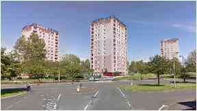 North Ayrshire flats