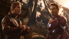 Avengers: Infinity War trailer.
