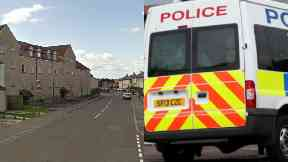 Lochgelly: Woman taken to hospital. North Street