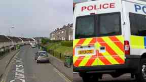 Dumbarton: Allegedly stabbed in flat. Cumbrae Crescent