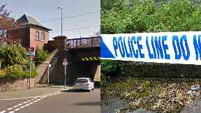 Coatbridge: Death treated as unexplained. West Canal Street Canal Court