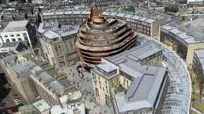 St James Project artist's impression.