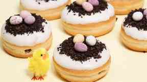 Tim Hortons Easter doughnut launched for Easter 2018