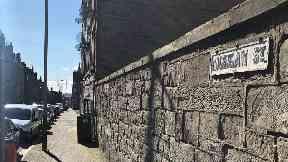Morgan Street, Dundee. Woman raped in house.