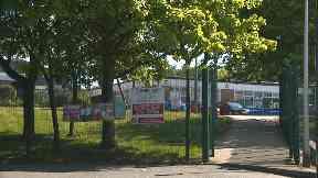 Canal View Primary School in Edinburgh