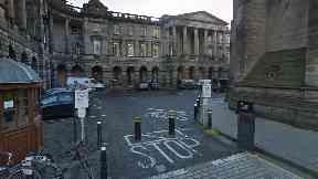 Parliament Square, Edinburgh