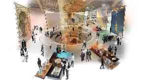 New Johnnie Walker visitor centre in Edinburgh artist's impression.