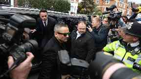 Ant: The TV star at court. Ant Court Drink-driving