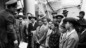 The Windrush generation were invited to help rebuild the UK after World War II.
