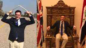 Ross Thomson Iraq