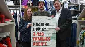 Shetler Scotland poster campaign