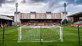 Partick Thistle Firhill